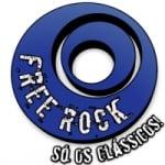Logo da emissora Free Rock