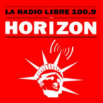 Logo da emissora Radio Horizon 100.9 FM
