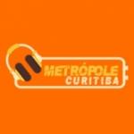 Logo da emissora Rádio Metrópole Curitiba