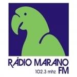 Logo da emissora Rádio Marano 102.3 FM