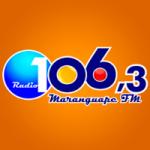 Logo da emissora Rádio Maranguape 106.3 FM