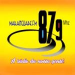 Logo da emissora Rádio Maranguape 87.9 FM