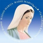 Logo da emissora Rádio Maria 107.9 FM