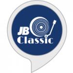 Logo da emissora Rádio JB Classic