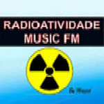 Logo da emissora Radioatividade Music FM