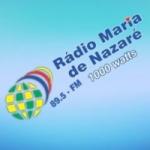 Logo da emissora Rádio Nazaré 89.5 FM