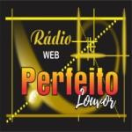 Logo da emissora Rádio Web Perfeito Louvor