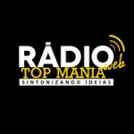 Logo da emissora Rádio Top Mania