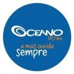 Logo da emissora Rádio Oceano 97.1 FM