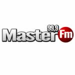 Logo da emissora Rádio Master 99.9 FM