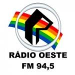 Logo da emissora Rádio Oeste 89.5 FM