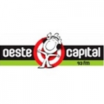 Logo da emissora Rádio Oeste Capital 93.3 FM