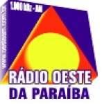 Logo da emissora Rádio Oeste da Paraíba 1000 AM