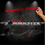 Logo da emissora Rádio Som Master