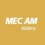 Logo da emissora Rádio MEC 800 AM