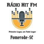 Logo da emissora Hit FM