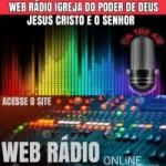 Logo da emissora Web Rádio Poder De Deus