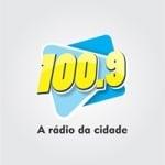 Logo da emissora Rádio Medianeira 100.9 FM