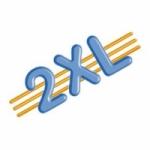 Logo da emissora Radio 2XL 96.3 FM