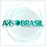 Logo da emissora Rádio Aks Brasil