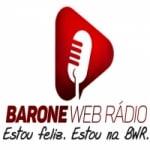 Logo da emissora Barone Web Rádio
