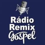Logo da emissora Rádio Remix Gospel
