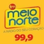 Logo da emissora Rádio Meio Norte 99.9 FM