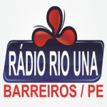 Logo da emissora Rádio Rio Una