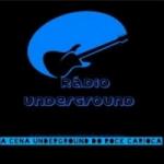 Logo da emissora Rádio Underground