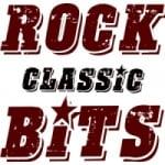 Logo da emissora Rock Classic Bits