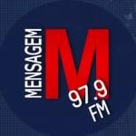 Logo da emissora Rede Mensagem 97.9 FM