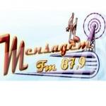 Logo da emissora Rádio Mensagem 87.9 FM