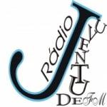 Logo da emissora Rádio Juventude FM Peruíbe