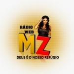Logo da emissora Rádio Web MZ