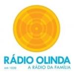Logo da emissora Rádio Olinda 1030 AM