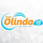 Logo da emissora Rádio Olinda 1030 AM 105.3 FM