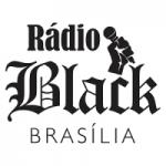 Logo da emissora Rádio Black Brasilia