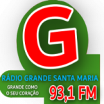 Logo da emissora Rádio Grande Santa Maria FM