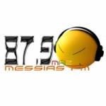 Logo da emissora Rádio Messias 87.9 FM