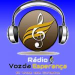 Logo da emissora Web Rádio Voz da Esperança