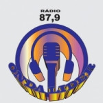 Logo da emissora Rádio Onda Líder 87.9 FM