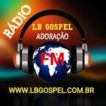 Logo da emissora Rádio LB Gospel Adoração FM