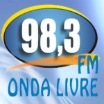 Logo da emissora Rádio Onda Livre 98.3 FM