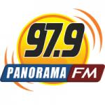Logo da emissora Rádio Panorama 97.9 FM