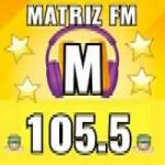Logo da emissora Rádio Matriz FM
