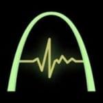 Logo da emissora Radio St. Louis Classic Rock
