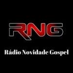 Logo da emissora Rádio Novidade Gospel