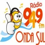 Logo da emissora Rádio Onda Sul 94.9 FM