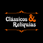 Logo da emissora Rádio Clássicos e Relíquias