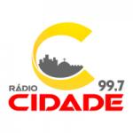 Logo da emissora Rádio Cidade 99.7 FM